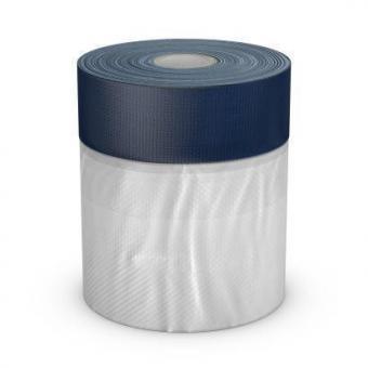 Kip 384 Stuck-Masker - blau 1 Rolle