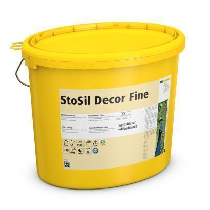 StoSil Decor Medium 21 KG