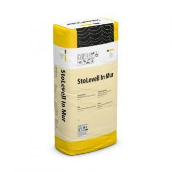 StoLevell In Mur 20 KG