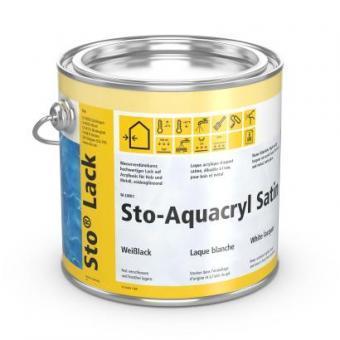 Sto Aquacryl Satin 2,5 L