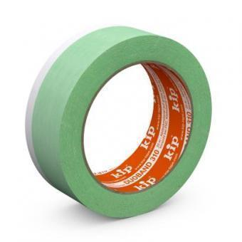 Kip 310 Duoband - grün/weiß 1 Rolle